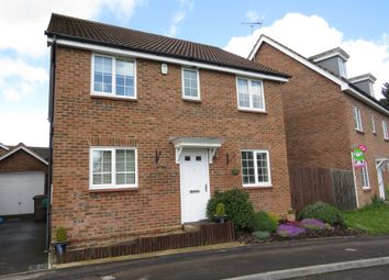 Thumbnail 4 bed detached house for sale in Beatty Rise, Spencers Wood, Reading