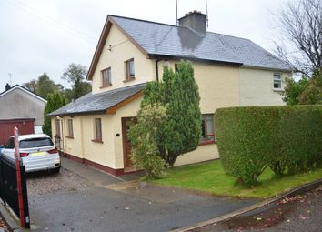 Thumbnail 2 bed semi-detached house for sale in St Julians Cottages, Omagh, County Tyrone