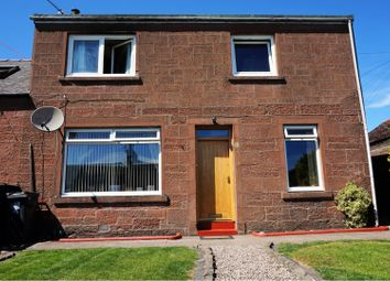 Thumbnail 3 bed semi-detached house for sale in Forfar Road, Kirriemuir