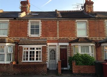 Thumbnail 4 bedroom terraced house for sale in Queen's Road, Caversham, Reading