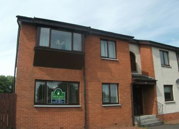 Thumbnail 2 bedroom flat to rent in Westwood Road, Newmains, Wishaw