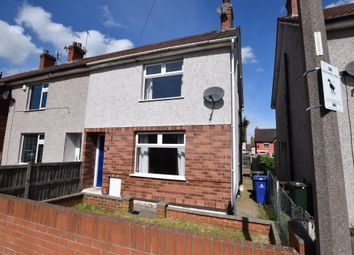 Thumbnail 3 bed semi-detached house for sale in Cromwell Road, Doncaster