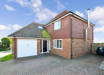 Thumbnail 4 bed detached house for sale in The Anvils, Court At Street, Lympne, Hythe, Kent