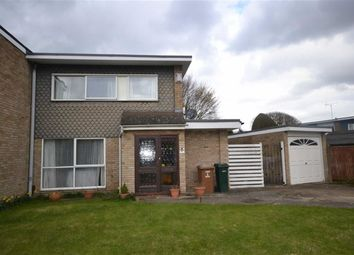 Thumbnail 3 bed semi-detached house to rent in Valley Walk, Croxley Green, Rickmansworth Herts