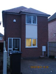 Thumbnail 3 bed detached house to rent in Wardle Grove, Arnold