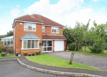 Thumbnail 4 bed detached house for sale in St. Annes Close, Staveley, Chesterfield, Derbyshire