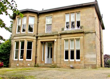 Thumbnail 4 bed town house for sale in Main Street, Paisley