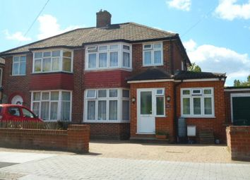 Thumbnail 4 bedroom semi-detached house for sale in Booth Road, London