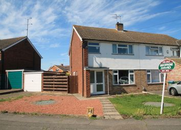 Thumbnail 3 bed semi-detached house for sale in Welbeck Avenue, Aylesbury