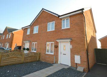 Thumbnail 3 bed semi-detached house for sale in Weavers Ave, Frizington, Cumbria