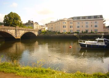 Thumbnail 2 bed flat for sale in Seymour Court, Bridgetown, Totnes