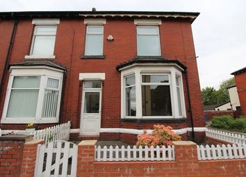 Thumbnail 3 bed end terrace house to rent in Bury New Road, Heywood