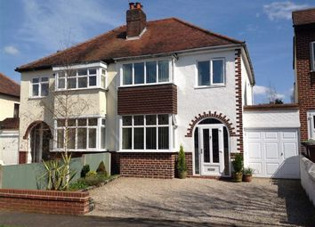 Thumbnail 3 bed semi-detached house for sale in Canterbury Road, Penn, West Midlands