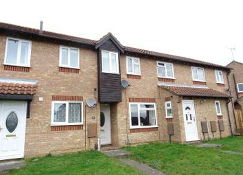 Thumbnail 2 bed terraced house for sale in Devlin Road, Ipswich