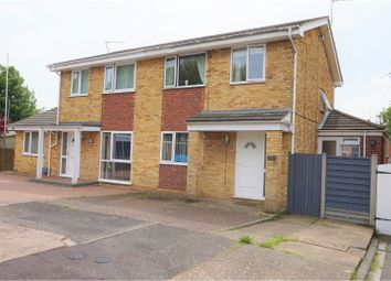 Thumbnail 3 bed semi-detached house for sale in Caledonian Way, Great Yarmouth