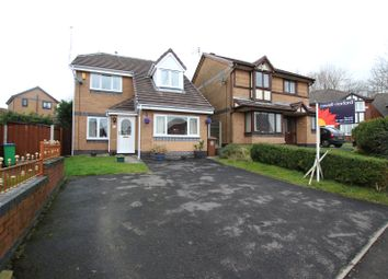 Thumbnail 3 bed detached house for sale in Redfearn Wood, Norden, Rochdale