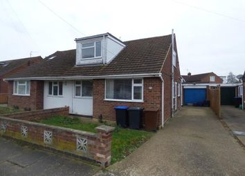 Thumbnail 4 bedroom bungalow for sale in Coppice Drive, Parklands, Northampton, Northamptonshire