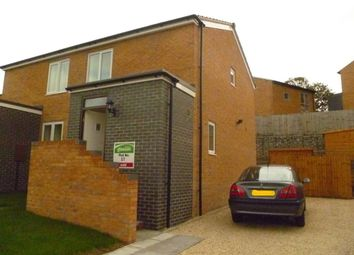 Thumbnail 2 bedroom semi-detached house for sale in St. Aidans Drive, Sheffield