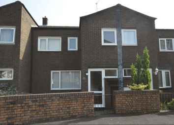 Thumbnail 3 bedroom terraced house for sale in Pageant Drive, Aqueduct, Telford