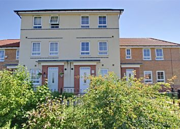 Thumbnail 4 bed terraced house for sale in Richmond Lane, Kingswood, Hull, East Yorkshire