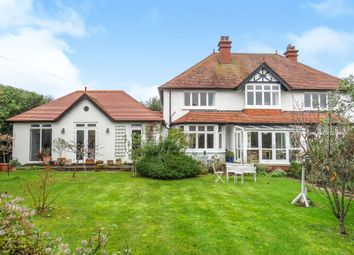 Thumbnail 3 bed semi-detached house for sale in Townsend Road, Minehead