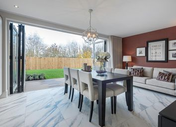 """Thumbnail 4 bed detached house for sale in """"The Overbury"""" at Aurs Road, Barrhead, Glasgow"""
