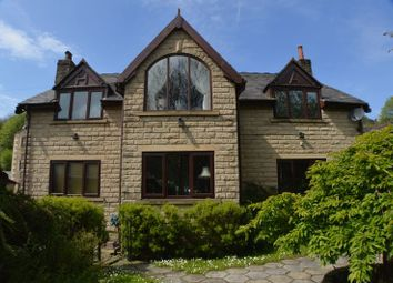 Thumbnail 4 bed detached house for sale in Heron Lane, Mossley, Ashton-Under-Lyne