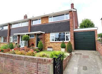 Thumbnail 4 bedroom end terrace house for sale in Lower Drayton Lane, Drayton, Portsmouth