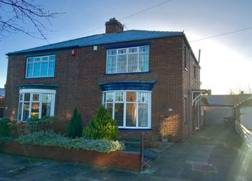 Thumbnail 3 bed semi-detached house to rent in Harrow Road, Middlesbrough