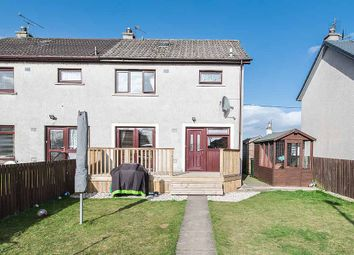 Thumbnail 2 bed end terrace house for sale in Macdonald Park, Balbeggie