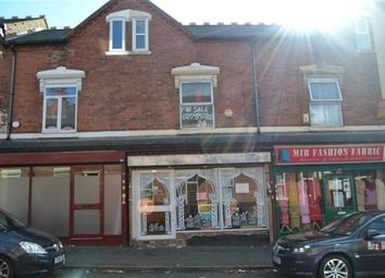 Thumbnail Commercial property for sale in Corporation Street, Walsall