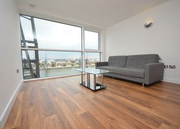 1 bed flat to rent in 21 Western Gateway, London E16