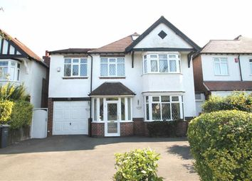 Thumbnail 5 bed detached house for sale in Kelmscott Road, Harborne, Birmingham