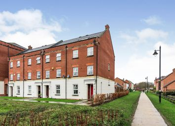 Thumbnail 4 bed town house for sale in Trunkfield Meadow, Lichfield
