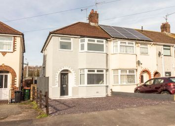 Thumbnail 3 bedroom end terrace house for sale in Thompson Avenue, Newport