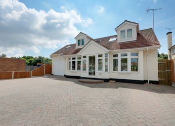 Thumbnail 5 bed detached bungalow for sale in Eastwood Road North, Leigh-On-Sea