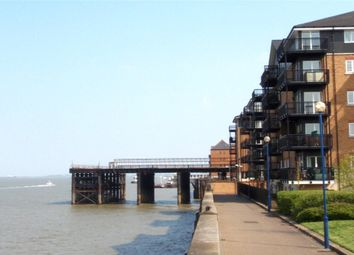 2 bed flat to rent in Baltic Wharf, Clifton Marine Parade, Gravesend, Kent DA11