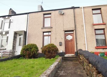 Thumbnail Terraced house for sale in Penfilia Road, Swansea, West Glamorgan SA59Hs
