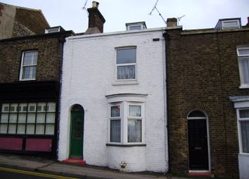 Thumbnail 2 bed terraced house to rent in Chatham Street, Ramsgate
