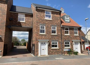 Thumbnail 5 bed terraced house for sale in Shaws Close, Norby, Thirsk