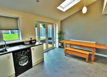 Thumbnail 3 bed detached house to rent in Co-Operation Street, Enderby, Leicester