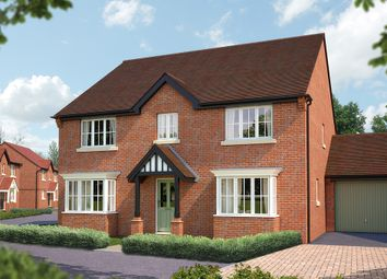 "Thumbnail 5 bed detached house for sale in ""The Winchester"" at Burton Road, Streethay, Lichfield"