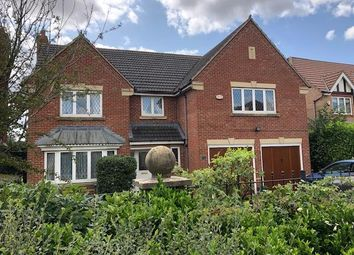 5 bed detached house for sale in Martlet Close, Wootton, Northampton NN4
