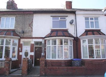 Thumbnail 3 bedroom terraced house for sale in Manchester Road, Blackpool