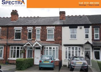 Thumbnail 1 bed terraced house to rent in Cartland Road, Stirchley, Birmingham
