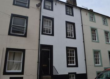 Thumbnail 1 bed terraced house to rent in Cross Street, Whitehaven, Cumbria