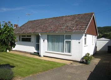 Thumbnail 2 bed detached bungalow to rent in Hamilton Close, Sidford, Sidmouth, Devon