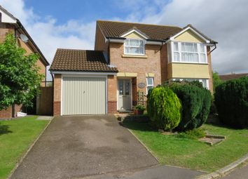 Thumbnail 4 bed detached house for sale in Balliol Road, Brackley