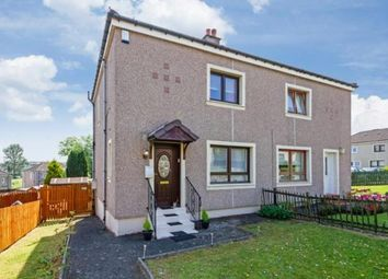 Thumbnail 2 bedroom semi-detached house for sale in Woodland Crescent, Cambuslang, Glasgow, South Lanarkshire