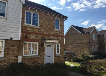 Thumbnail 2 bed semi-detached house for sale in Elder Walk, Minster On Sea